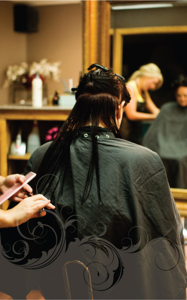Creative touch salon hair services for A creative touch beauty salon